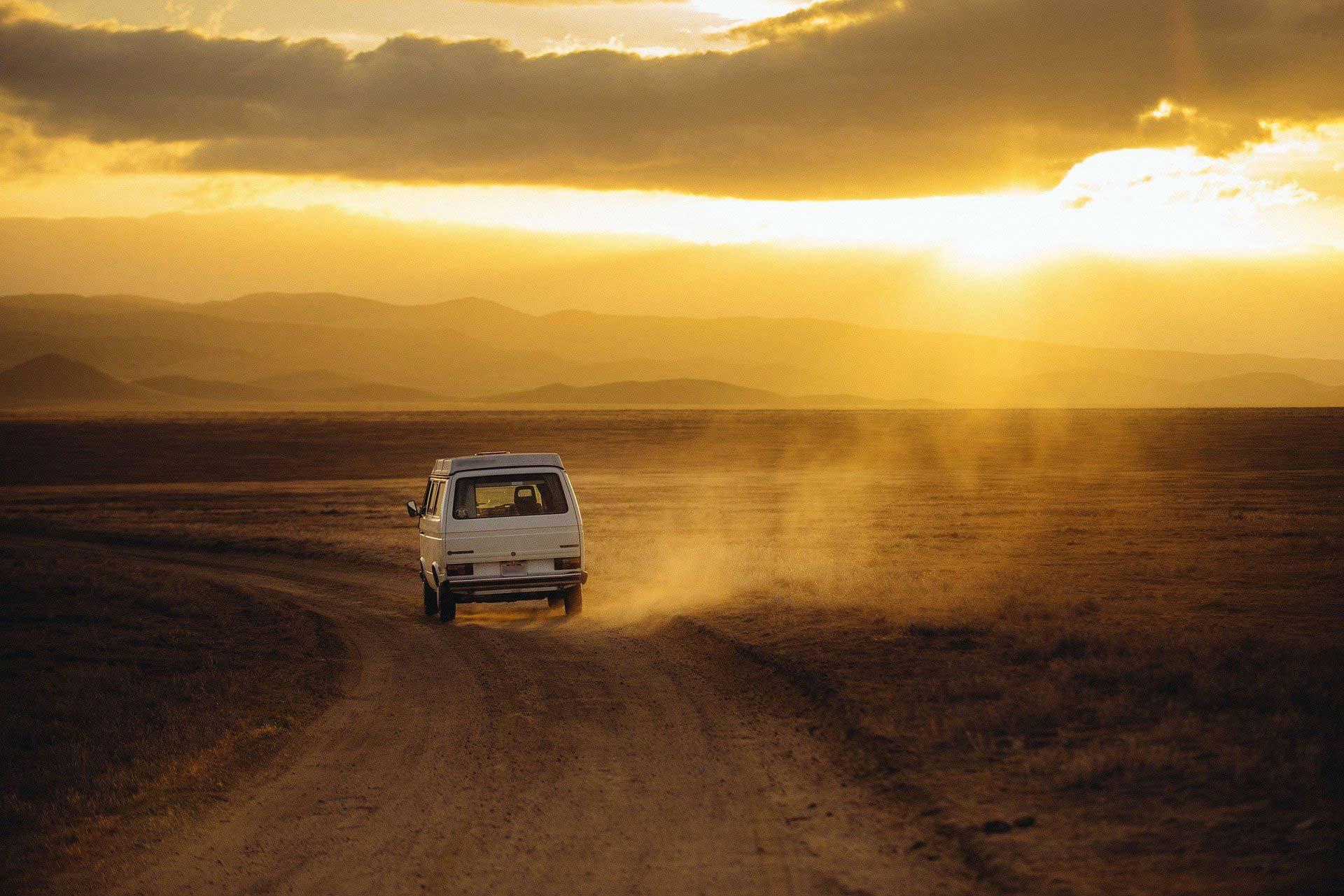 Le Bonheur est dans le Van